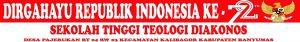 Dirgahayu Republik Indonesia Ke - 72