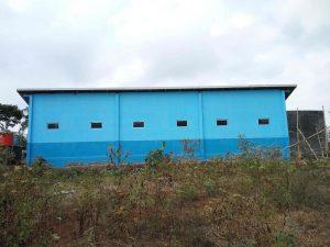 Tahap Pembangunan Kelas STT Diakonos