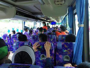 STT Diakonos Mengikuti KKR di Temanggung